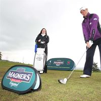 Magners Branded Pop Up Banner Printing