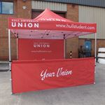 Custom Event Tents and Pop Up Tent Printing