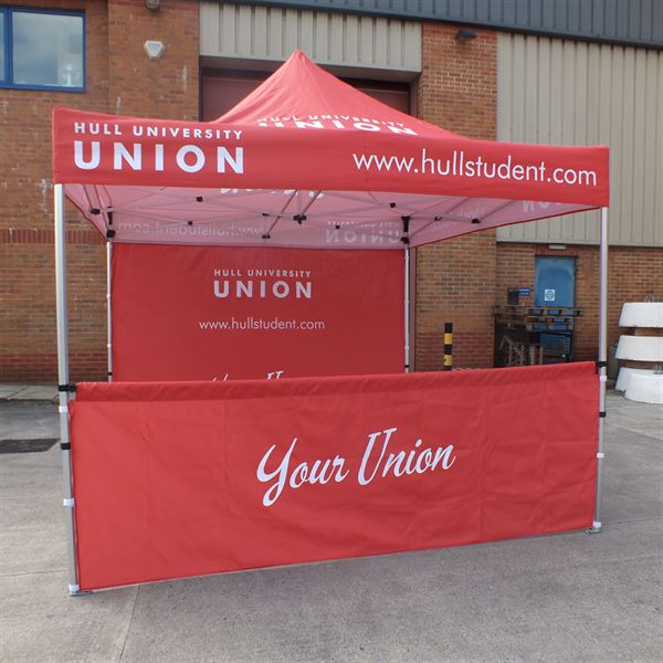 Custom Event Tents and Pop Up Tent Printing & Custom Pop Up Event Tents and Gazebo Printing - Northern Flags