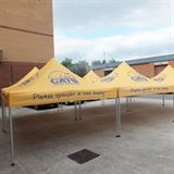 Custom Pop Up Event Tents