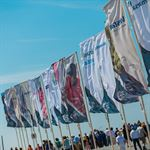 Custom Flags Volvo Ocean Race