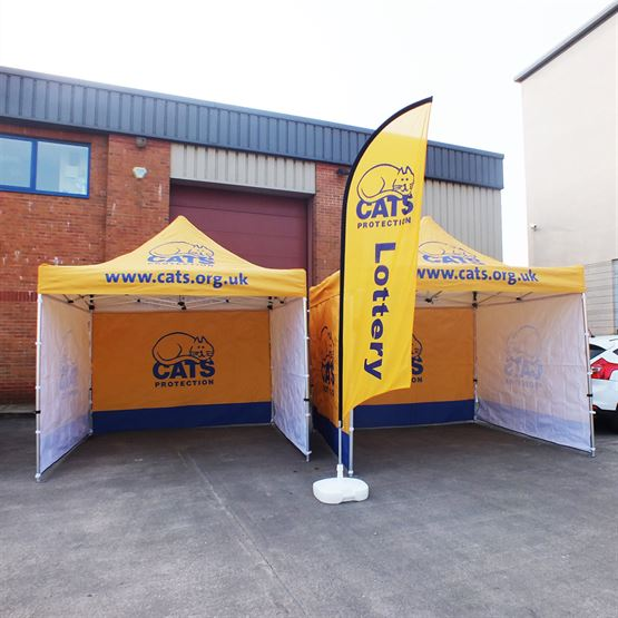 Custom Event Tents Printing
