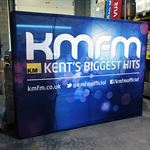 Kent Fabric Media Wall Printing