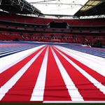 Wembley Pitch Banner