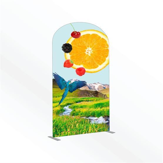 FLEXi Full Arch Display Stand