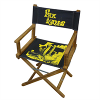 Custom Design Directors Chair