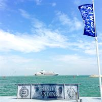 Cowes Habour Showhome Flags