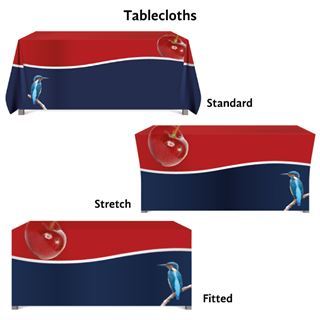 Custom Tablecloths, Printed Tablecloths, Tablecloths, Northern Flags, Custom Printed Table Cloths, Custom Table Cloths UK