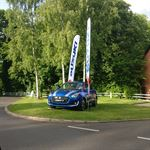 Suzuki automotive flags