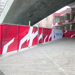 Fence Scrim Outdoor Banner Printing