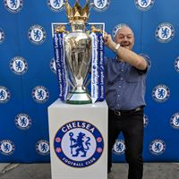 Chelsea Football Foundation Backdrop