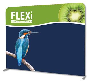 FLEXi Fabric Display Wall