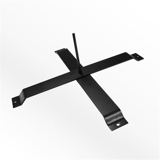 Heavy Duty Cross Base for Feather Flags