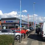 Suzuki Forecourt Flags