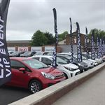 Kia Forecourt Flags