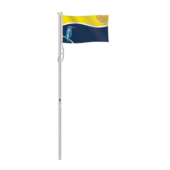 Construction Flagpole